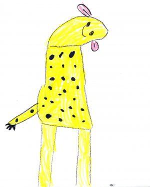 Kan een mier groter zijn dan een giraf?